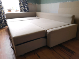 IKEA friheten corner sofabed