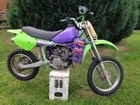 Kx60 motorbike