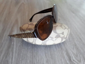 Coach Sunglasses and Case for Sale!