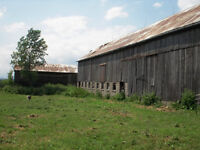 Barn for Lease