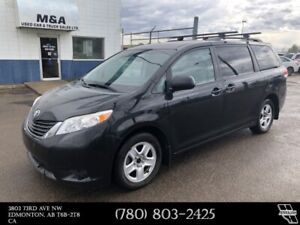 2011 Toyota Sienna 5dr V6 LE 7-Pass AWD