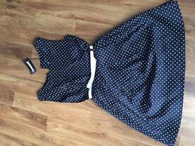 Lovely summer dress (size 10)