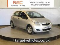 2009 TOYOTA YARIS 1.0 VVT-i T2 ~1 PREVIOUS OWNER~FULL SERVICE HISTORY~£30 TAX~