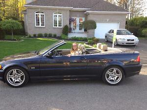 2001 BMW 3-Series 330Ci Coupé (2 portes) CABRIOLET