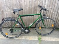AC cadenza men's trial bike serviced in good condition