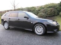 2007 Saab 9-3 1.9TiD Sat Nav Sport Wagon Airflow Estate