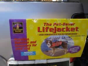 dog life jacket new