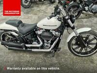 2019 Harley Davidson FXBRS Breakout 114 FXBRS Breakout 114 Petrol white Manual
