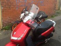 peugeot vivacty 125 125cc 2011