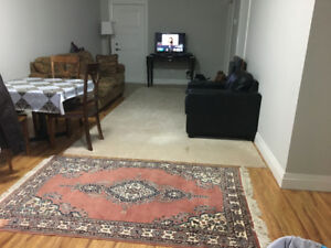 Two bedroom basement for Rent in newton