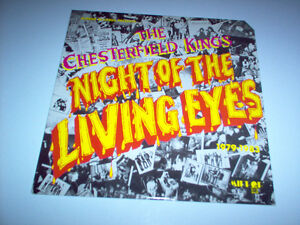 lp by The Chesterfield Kings reduce price 15$ Gatineau Ottawa / Gatineau Area image 1