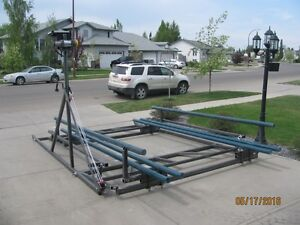 """""""BRAND NEW"""" CANTILEVER PONTOON BOAT LIFTS Prince George British Columbia image 6"""