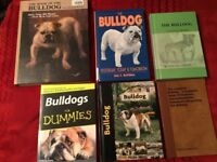 BULLDOG BOOKS VERY GOOD CONDITION IDEAL FOR COLLECTOR