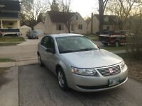 2006 Saturn Ion (with winter tires on rims)