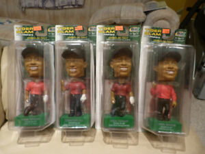 Tiger Woods Golf Bobble Heads