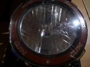 """BRAND NEW 2x 7"""" HID Off Road Light w/Euro Clear Cover Kitchener / Waterloo Kitchener Area image 2"""