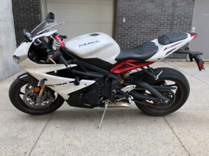 Triumph Daytona 675 New Used Motorcycles For Sale In Ontario