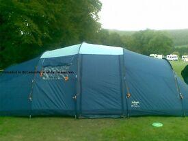 Vango Vista 8 berth tent