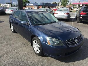 Nissan Altima 2.5 S-AUTOMATIC-EQUIPEE 2005