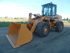1999 CASE 621B WHEEL LOADER AT www.knullent.net