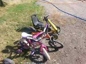 Kids bicycles for sale,   5$ each Cambridge Kitchener Area image 5