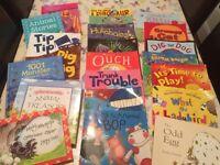 Children's books x 21 books less than 50p a book!
