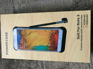 note 3 case charger