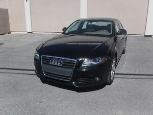 2009 Audi A4 LOW MILEAGE 100km ,AWD MINT CONDITION 11999+TAX