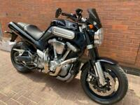 2005 - YAMAHA MT01 - MT-01 - 1700cc- RARE NAKED MODERN CLASSIC - ONLY 26K MILES