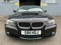 2011 ESTATE DIESEL BMW 318 2.0TD Touring £30 TAX *FULL MOT_WARRANTY_SERVICED*