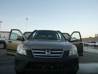 2006 Honda CR-V Brown SUV, Crossover