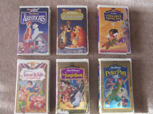 Disney VHS Movie Collection