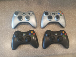 Xbox 360 Wirless controllers