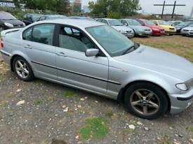 BMW 320 2.2i auto 2001MY i SE