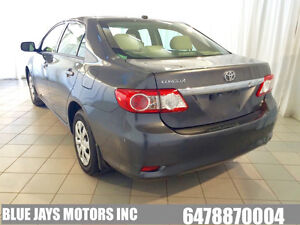 COROLLA  2013 ACCIDENT FREE  SUNROOF POWER WINDOW POWER TRUNK