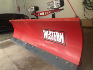 Western Snow plow for sale