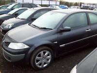 2007 Renault Megane 1.5dCi 106 6sp Dynamique