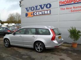 2011 Volvo V50 1.6 D DRIVe SE Lux 5dr (start/stop)