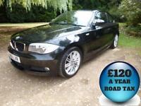 2011 BMW 120d 2.0TD 175 M Sport 2dr Coupe Diesel