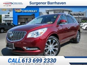 2017 Buick Enclave Premium  - Navigation -  Cooled Seats -  Leat
