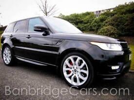 2014 Land Rover Range Rover Sport 4.4SD V8 339BHP 4X4 Autobiography