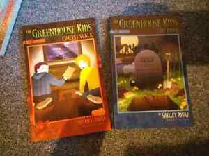 The Greenhouse Kids by Shelley Awad