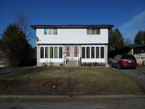 3 Bedroom home available December 1st