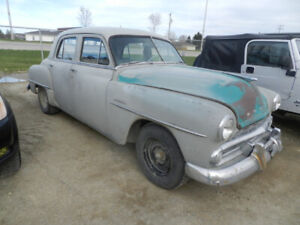 1951 Dodge Crusader Antique Car