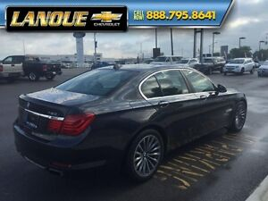 2012 BMW 7 Series 750i   WOW... LOW KMS!!  BEAUTIFUL CAR Windsor Region Ontario image 8
