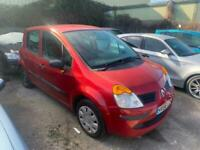 2006 Renault Modus 1.4 Manual Privilege COME WITH NEW MOT PX WELCOME