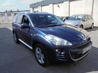 2008 Peugeot 4007 2.2HDi 156 GT 7 Seater 4x4 Finance Available