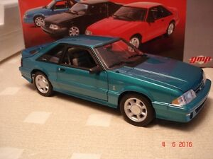 ford Mustang Cobra 1993 GMP diecast 1/18 die cast