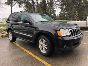 Don't get caught this winter! Great 2008 Jeep Grand Cherokee!