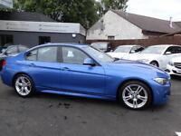 BMW 320 2.0TD ( 184bhp ) ( BluePerformance ) ( s/s ) 2014MY d M Sport